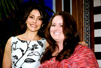 Emmanuelle Vaugier and Angela Brown - The Fluffball, November 12, 2016 - Los Angeles.