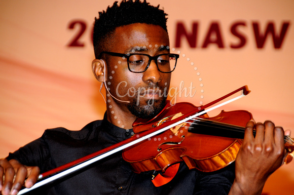 Kai Kight, Contemporary Composer - NASW Conference, June 2016.