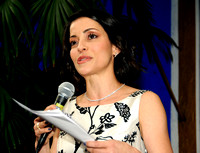 Actress and Animal Rights Activist, Emmanuelle Vaugier - The Fluffball, November 12, 2016 - Los Angeles.